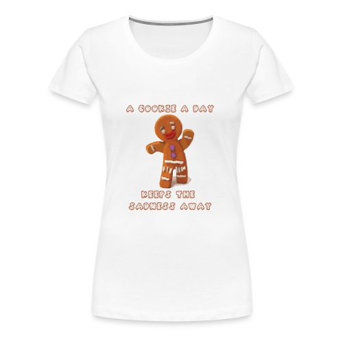 National Gingerbread Day - Women's Premium T-Shirt