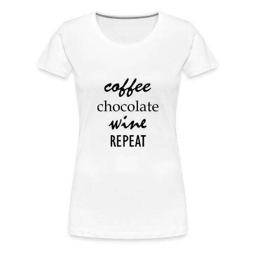 CCWR_quote - Women's Premium T-Shirt