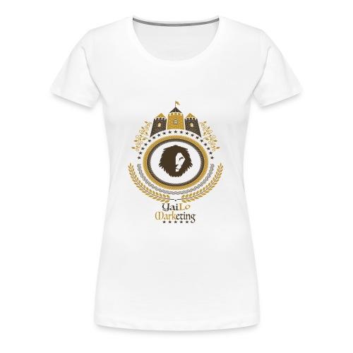 Yailo Marketing - Women's Premium T-Shirt