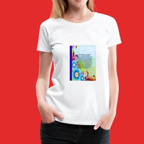 Warrior princess - Women's Premium T-Shirt