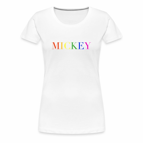 MICKEY - Women's Premium T-Shirt