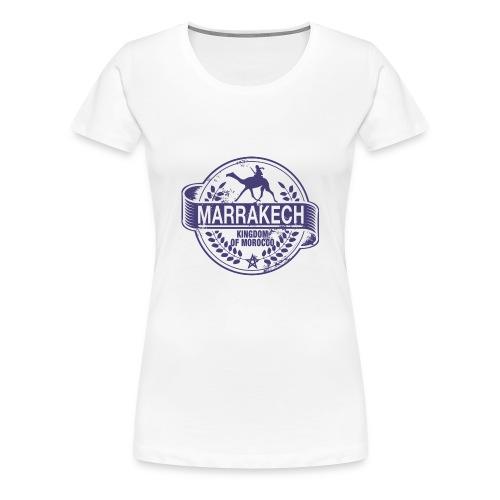 Moroccan Traveler - Women's Premium T-Shirt