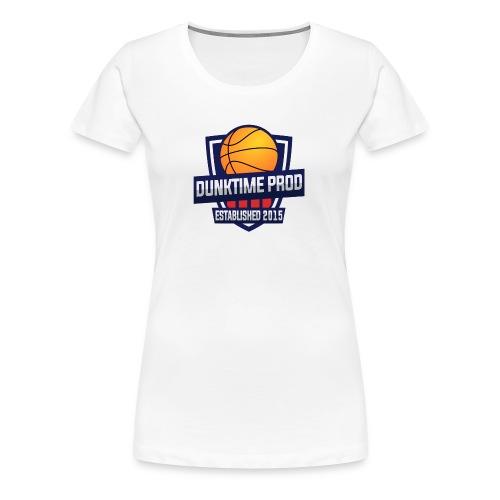 DUNKIME Producions Logo - Women's Premium T-Shirt