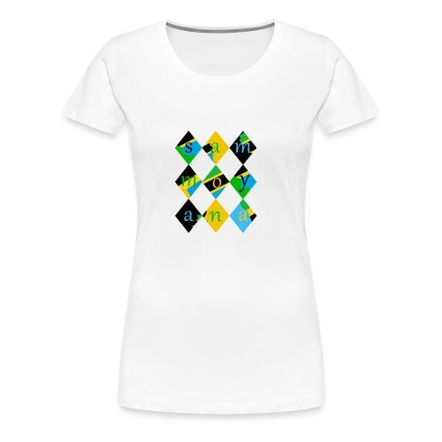 SamMoyana Tanzania - Women's Premium T-Shirt