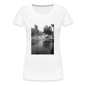 Crøss-Way - Women's Premium T-Shirt