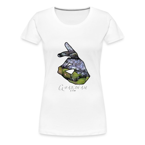 Guardian bricks - Women's Premium T-Shirt