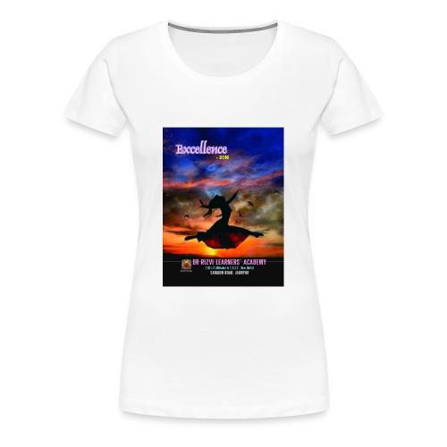 excellence - Women's Premium T-Shirt
