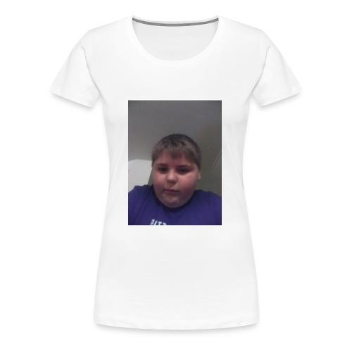 Go subscribe - Women's Premium T-Shirt