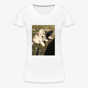 Rocky Having Fun - Women's Premium T-Shirt