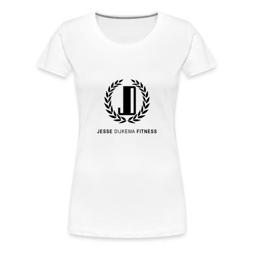 JD Logo - Women's Premium T-Shirt