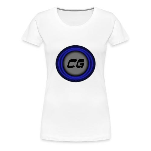 Clostyu Gaming Merch - Women's Premium T-Shirt
