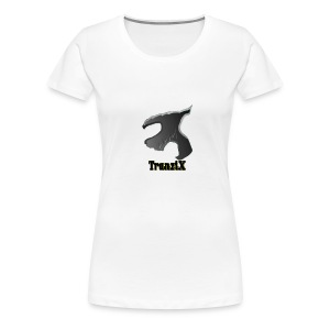 TranziX Merch - Women's Premium T-Shirt