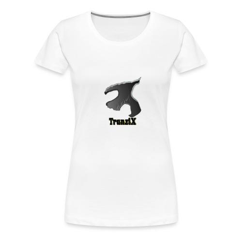 TranziX Merch - Women's Premium T-Shirt