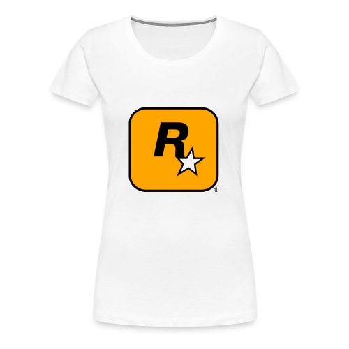 Rockstar Games Theme - Women's Premium T-Shirt
