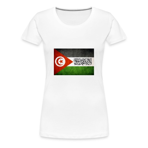 tunisia palestine United - Women's Premium T-Shirt