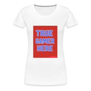 58722AF6 0345 4B70 A70B FBF270884866 - Women's Premium T-Shirt