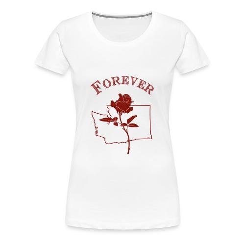 Forever wa - Women's Premium T-Shirt