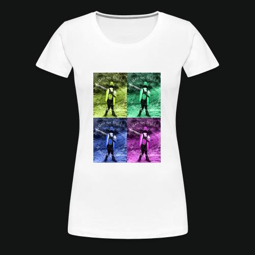 4F304B04 DFA2 4DCA B666 27AF66A1973C - Women's Premium T-Shirt