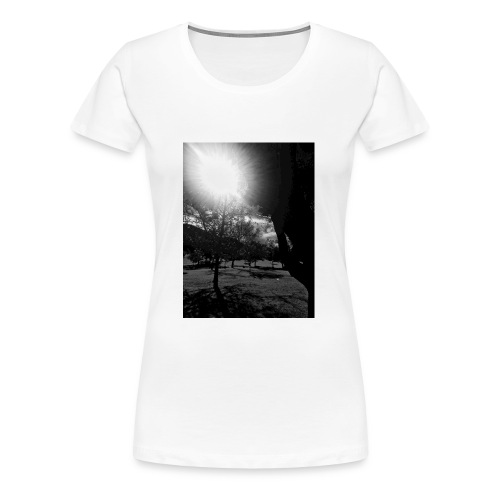 AD819EA6 8EB9 42CF 9C65 5F3825B45B7E - Women's Premium T-Shirt