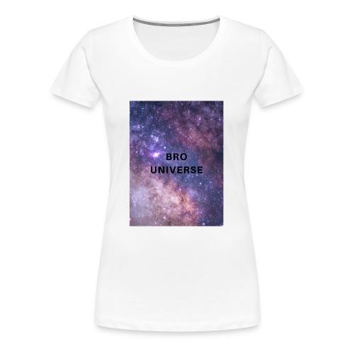Bro - Women's Premium T-Shirt