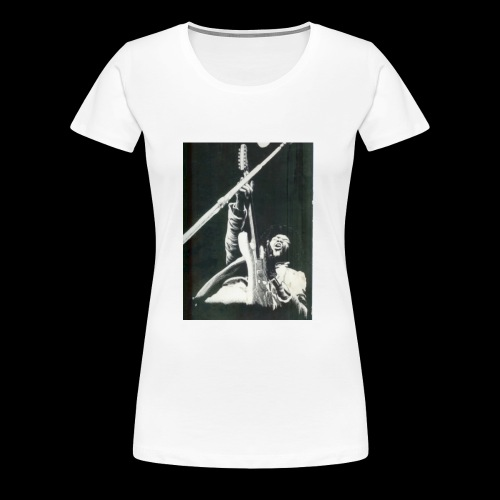 Jimi - Women's Premium T-Shirt