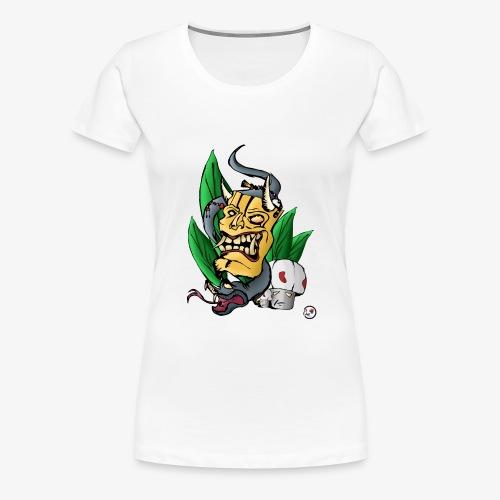 Mask´s - Women's Premium T-Shirt