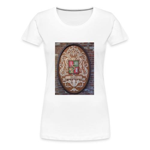 Pabst Crest - Women's Premium T-Shirt