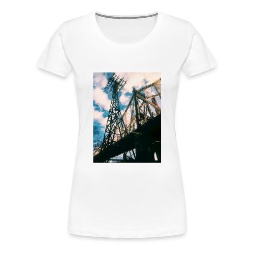 Ed Koch bridge - Women's Premium T-Shirt