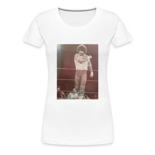 Billy Jack Portland Wrestling - Women's Premium T-Shirt