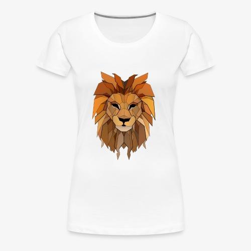 lion vintage - Women's Premium T-Shirt