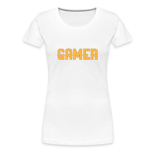 GAMER - Women's Premium T-Shirt