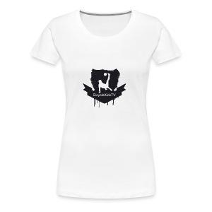 BicycleKickTV Classic Logo - Women's Premium T-Shirt