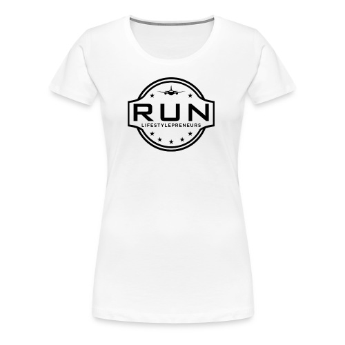 Rank Up Now - Lifestylepreneurs - Women's Premium T-Shirt