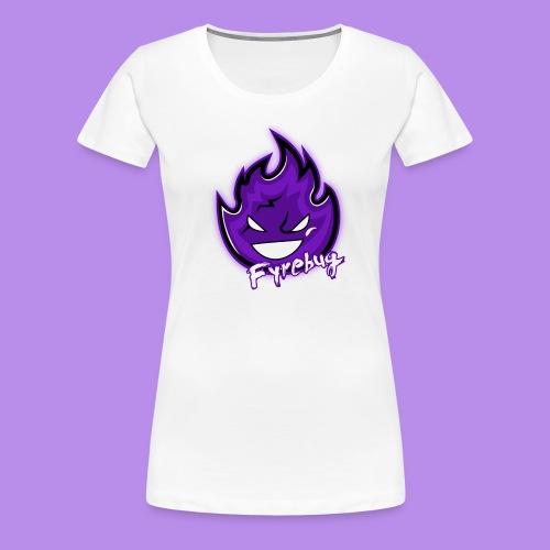 Fyrebug Bug - Women's Premium T-Shirt