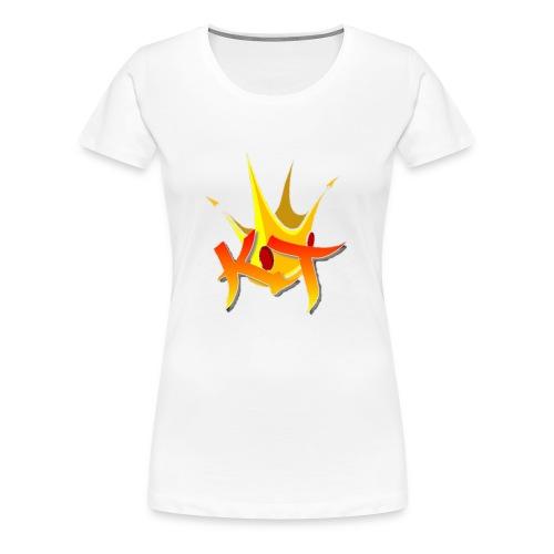 The King Team - Women's Premium T-Shirt