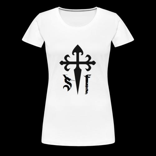 Simply Faith Logo - Women's Premium T-Shirt