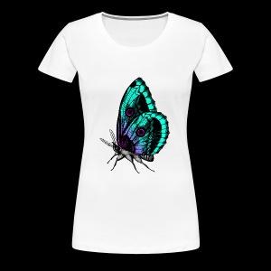 ButterFly - Women's Premium T-Shirt