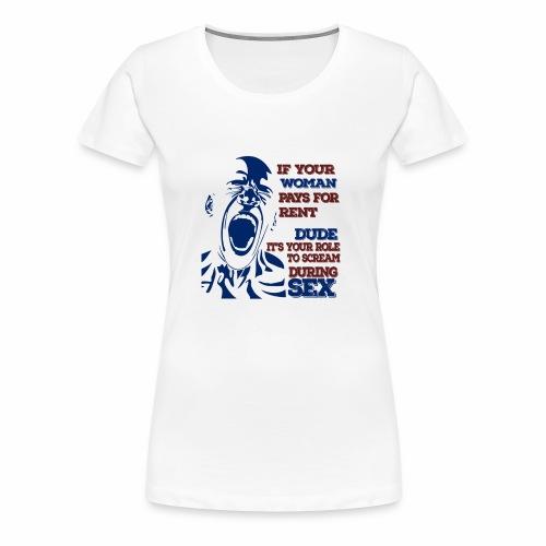Payback Time - Women's Premium T-Shirt