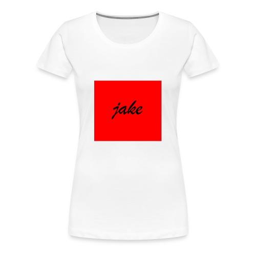 jake_box - Women's Premium T-Shirt
