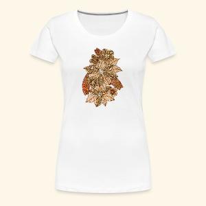 Flowers 4 - Women's Premium T-Shirt