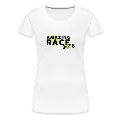 Amazing Race - Women's Premium T-Shirt