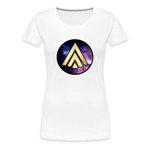 CosmicThomas Logo - Women's Premium T-Shirt