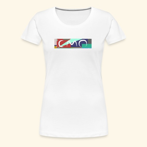 cmologo - Women's Premium T-Shirt