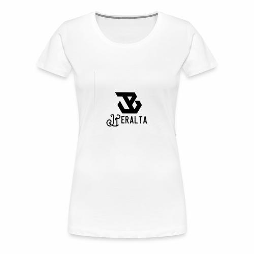 JPeralta Logo - Women's Premium T-Shirt