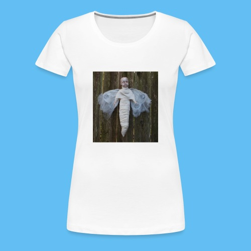 Moth Doll - Women's Premium T-Shirt