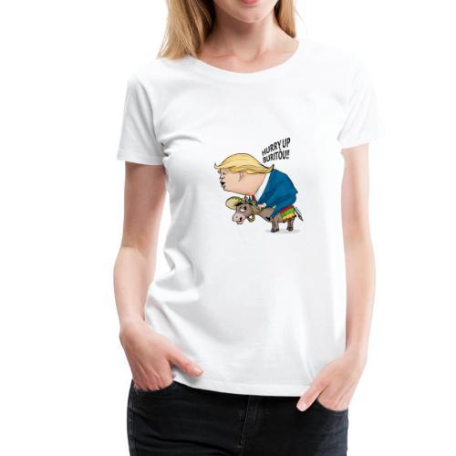 Donald trump - Women's Premium T-Shirt