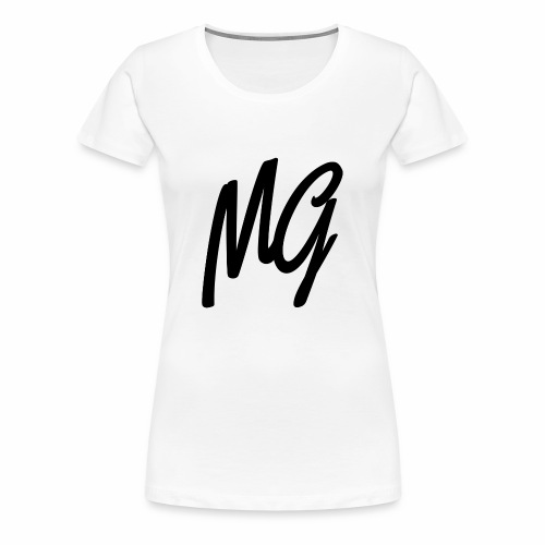 Marty's Garage - Women's Premium T-Shirt