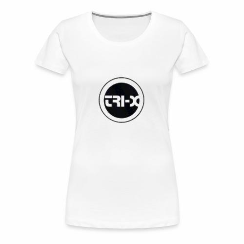Tri-X - Women's Premium T-Shirt