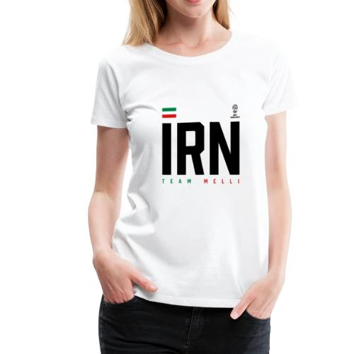 Iranian Apparel World Cup Tee - Women's Premium T-Shirt
