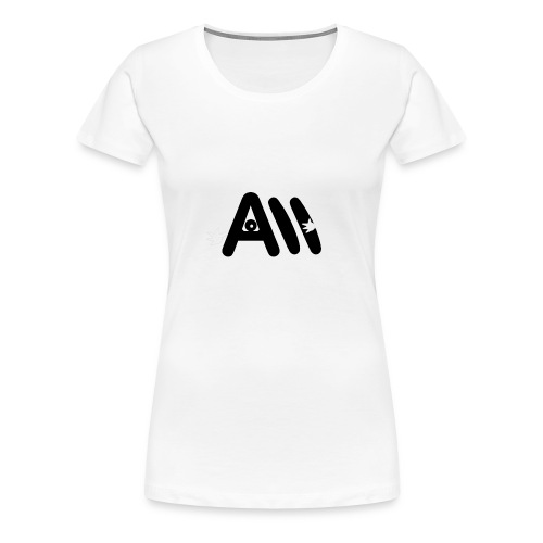 Artist Monster Logo - Women's Premium T-Shirt